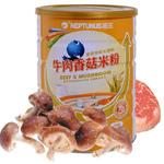 喜安智米粉3阶段(牛肉香菇米粉)