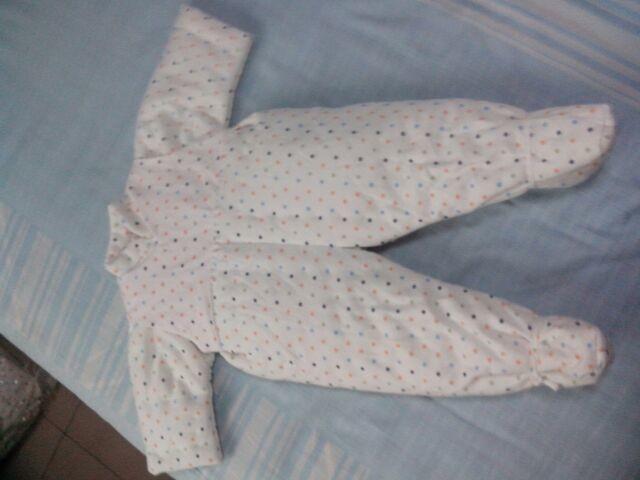 纯手工纯棉花宝宝棉衣棉裤有宝妈喜欢么