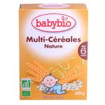 法国babybio伴宝乐混合谷物麦粉(小麦粉/米粉/燕麦粉)200g