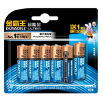 金霸王超能量电池5号6粒装