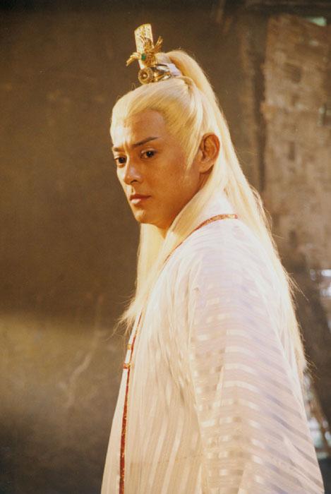 白丝绕人心 古装剧中的白发美男