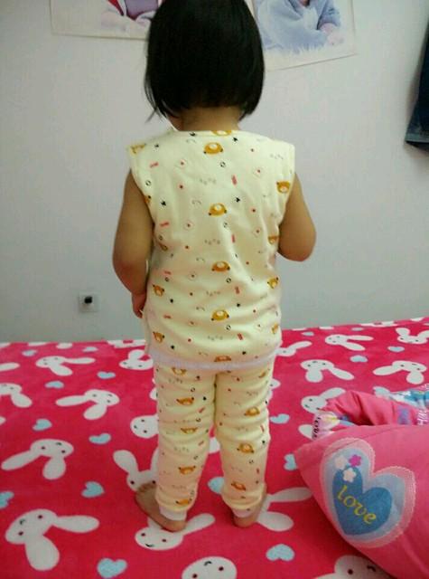 宝宝纯棉花棉袄棉裤