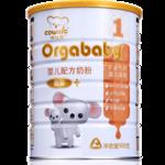 恒大咔哇熊金装奶粉ORGABABY1段900克