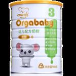 恒大咔哇熊金装奶粉ORGABABY3段900克