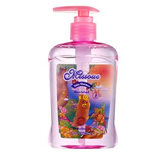 澳洲missoue蜜语进口婴儿滋养洗发水草莓味220ML