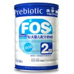 普装FOS较大婴儿配方奶粉(二段)