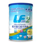 LF乳铁蛋白较大婴儿配方奶粉(二段)