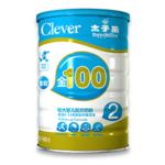 智聪金100较大婴儿配方奶粉(二段)