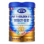 雅士利超级α-金装2段婴儿配方奶粉900g罐装