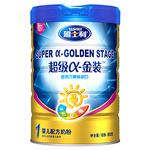 雅士利超级α-金装1段幼儿配方奶粉900g罐装